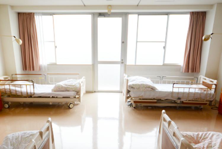 病室(4人部屋)